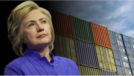 Tuong lai nao cho TPP neu ba Hillary Clinton len lam Tong thong My? - Anh 1