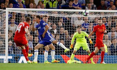 Cu vuot bong xe luoi Chelsea gianh giai ban thang dep nhat thang 9 - Anh 1