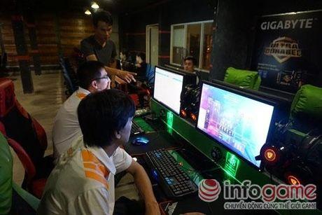 Nhung 'trieu chung' cho thay ban dang len con ghien game - Anh 1