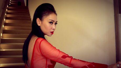 Thu Minh xuat hien bi an trong MV moi - Anh 1