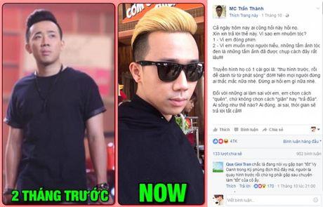 Tran Thanh: Ai lam sai voi minh, chon cach quen chu khong 'tra dua' - Anh 2