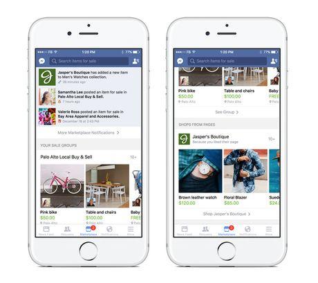 Bang Marketplace - ac mong cua cac trang rao vat online, Zuckerberg da cho thay minh dung la truyen nhan cua Bill Gates - Anh 3