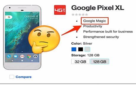 Lo dien tinh nang bi an cua smartphone Google Pixel: Google Magic - Anh 1