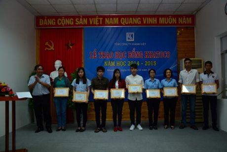 Tong Cong ty Khanh Viet- Noi nguoi lao dong gui tron niem tin - Anh 2