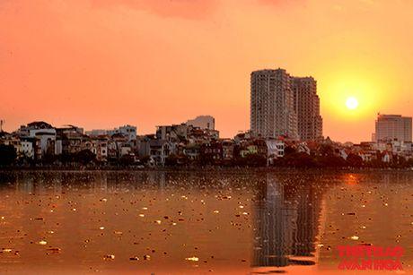 CHUM ANH: Ngam chieu thu Ho Tay - Anh 2