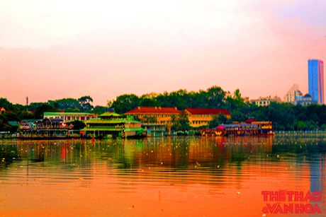 CHUM ANH: Ngam chieu thu Ho Tay - Anh 5