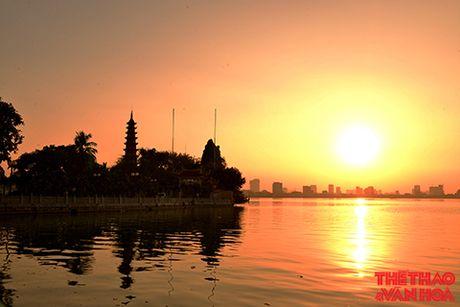CHUM ANH: Ngam chieu thu Ho Tay - Anh 9