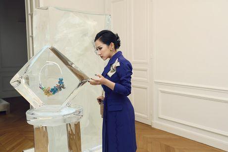 Tram Nguyen hoi ngo hai chan dai Viet o Paris Fashion Week - Anh 10