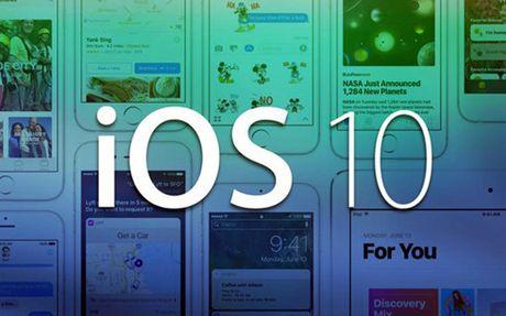 Hack thanh cong iOS 10 duoc thuong 1,5 trieu USD - Anh 1