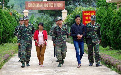 Kip thoi ngan chan hai doi tuong ban phu nu sang Trung Quoc - Anh 1