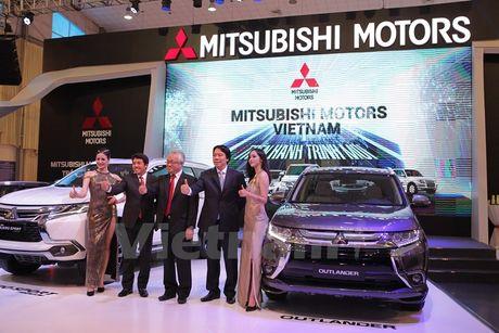 Hang loat mau xe moi dinh cao lan dau lo dien tai VMS 2016 - Anh 6