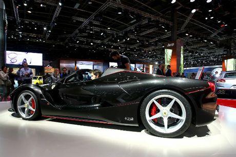 Sieu xe Ferrari LaFerrari Aperta gia 58,4 ty dong chay hang - Anh 13