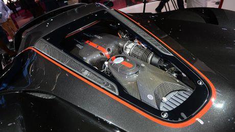 Sieu xe Ferrari LaFerrari Aperta gia 58,4 ty dong chay hang - Anh 8