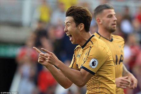 Danh sach de cu danh hieu thang 9 Premier League: Son va Klopp sang cua - Anh 2
