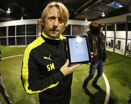 Ran nut o Dortmund co the dua Tuchel den Anh - Anh 1