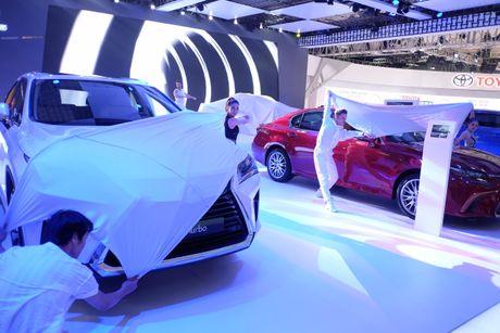 Lexus: Dang cap xe sang doc ton tai VMS 2016 - Anh 3