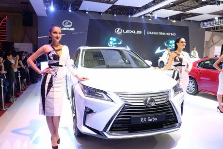 Lexus: Dang cap xe sang doc ton tai VMS 2016 - Anh 4