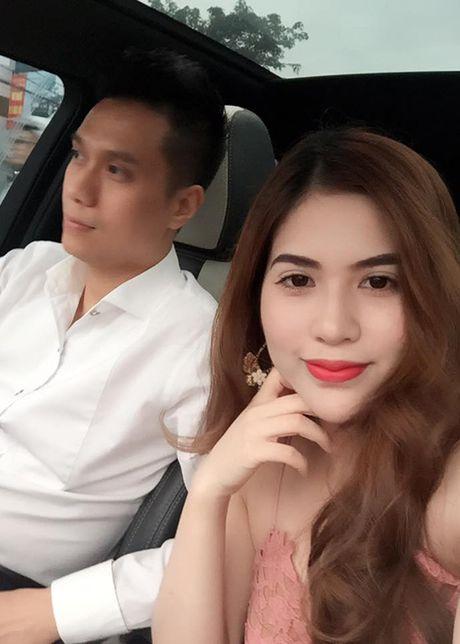 Vo dien vien Viet Anh hanh phuc khoe bung bau lum lum - Anh 10