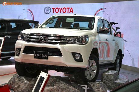 'Soi' 6 mau xe moi cua Toyota Viet Nam tai VMS 2016 - Anh 3