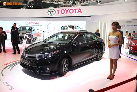 'Soi' 6 mau xe moi cua Toyota Viet Nam tai VMS 2016 - Anh 7