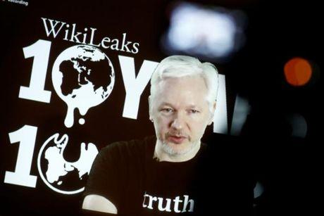 WikiLeaks doa tiet lo 1 trieu tai lieu mat truoc them bau cu My - Anh 1