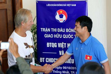 Cong Phuong, Tuan Anh, Xuan Truong co kha nang da chinh tran gap Trieu Tien - Anh 2