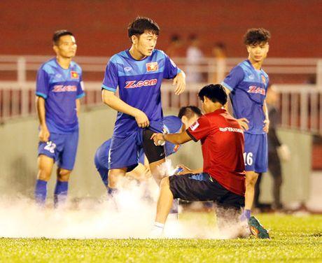 Cong Phuong va Xuan Truong truong thanh vuot bac sau 1 nam xuat ngoai - Anh 2