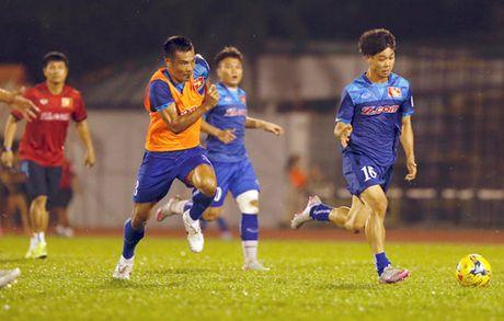 Cong Phuong va Xuan Truong truong thanh vuot bac sau 1 nam xuat ngoai - Anh 3