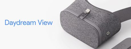 Google gioi thieu thiet bi deo Daydream View VR: van can smartphone, chat lieu vai, $79 - Anh 1