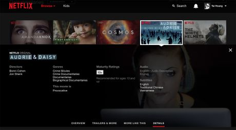 Netflix da co phu de tieng Viet nhung so luong chua nhieu - Anh 2