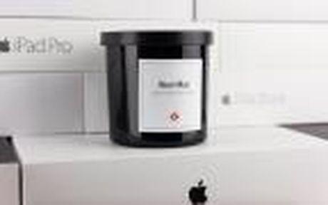 New Mac Candle: chiec nen toa mui huong nhu mui may tinh Mac vua moi mo hop - Anh 4