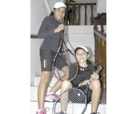 "Tay vot 13 tuoi ""lach luat"" vao vong chinh giai ITF Mexico - Anh 2"