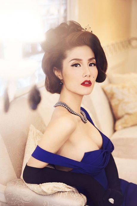 Diem My 9X hoa thanh 'qua bom sex' Marilyn Monroe - Anh 7