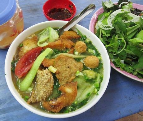 6 dia chi am thuc khong bao gio ngu o Ha Noi - Anh 5