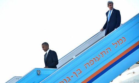 Bang ghi am mat: Kerry bat luc, that bai ngoai giao o Syria - Anh 1