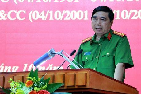 Cac quan, huyen TP Ha Noi ky niem 55 nam ngay truyen thong luc luong Canh sat PCCC - Anh 1