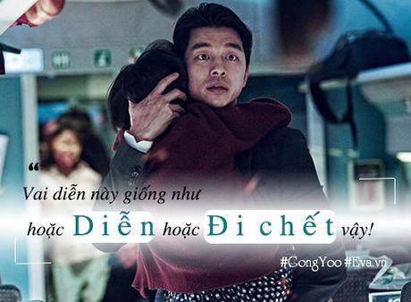 """Gong Yoo: Chang """"Hoang tu ca phe"""" tro thanh nguoi dan ong van nguoi me - Anh 4"""
