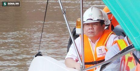 Theo chan lanh dao TPHCM thi sat du an chong ngap 10.000 ty dong - Anh 1