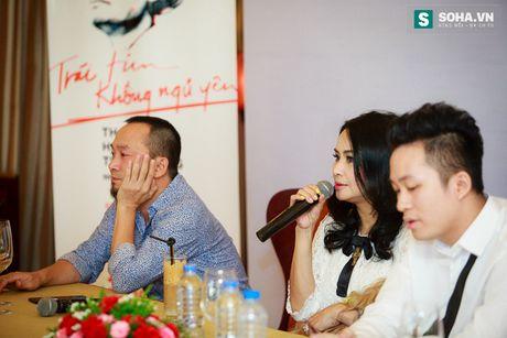 Thanh Lam dua thu cung di hop bao - Anh 4