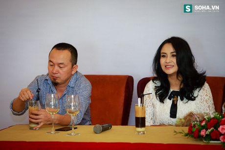Thanh Lam dua thu cung di hop bao - Anh 5