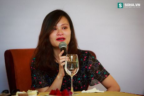 Thanh Lam dua thu cung di hop bao - Anh 6