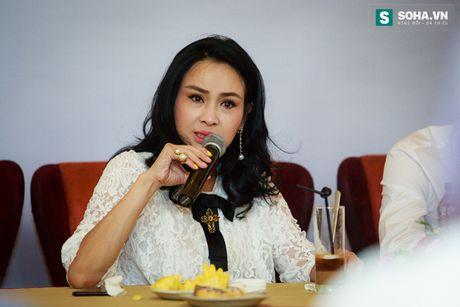 Thanh Lam dua thu cung di hop bao - Anh 7