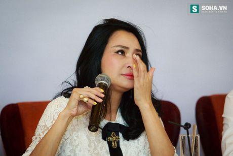 Thanh Lam dua thu cung di hop bao - Anh 8