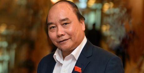 'Quan ca phe doanh nhan' tren mang cua Thu tuong - Anh 1