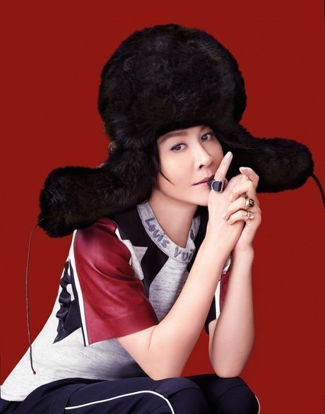 Kho roi mat khoi 'nu hoang man anh' Luu Gia Linh - Anh 3