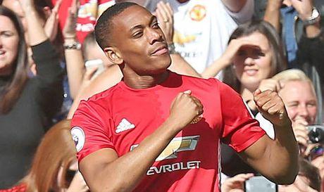 Mourinho tin Martial tro lai, M.U se loi hai hon xua - Anh 1