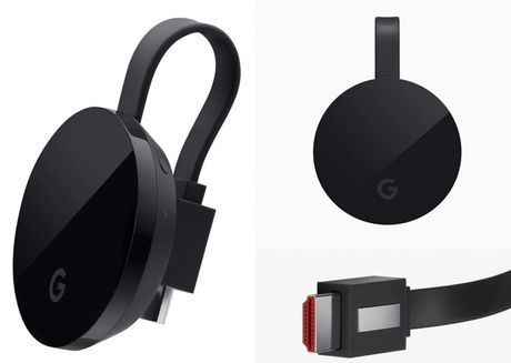 Google Chromecast Ultra: Truyen video 4K, tich hop Ethernet - Anh 2
