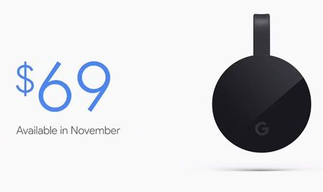 Google Chromecast Ultra: Truyen video 4K, tich hop Ethernet - Anh 4
