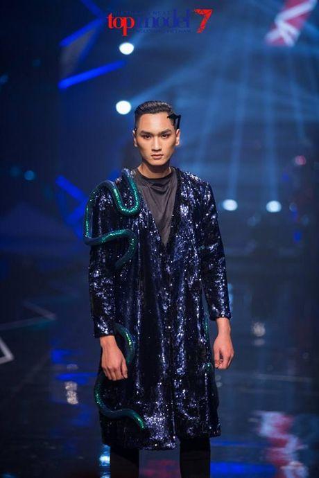 Dung quen Huy Quang – chang A quan Next Top dien trai, soai ca, va cuc mau - Anh 1