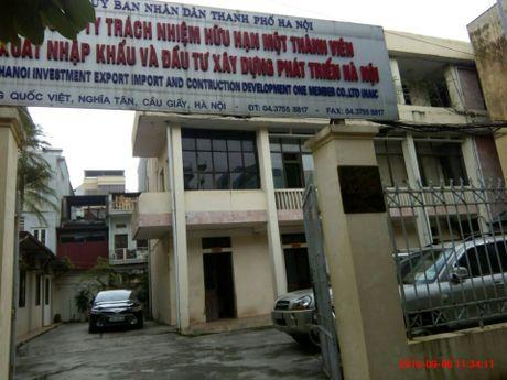 Ha Noi: Chi cuc truong Chi cuc Tai chinh DN khong ly giai duoc viec de DNNN ban dat tra hinh - Anh 3